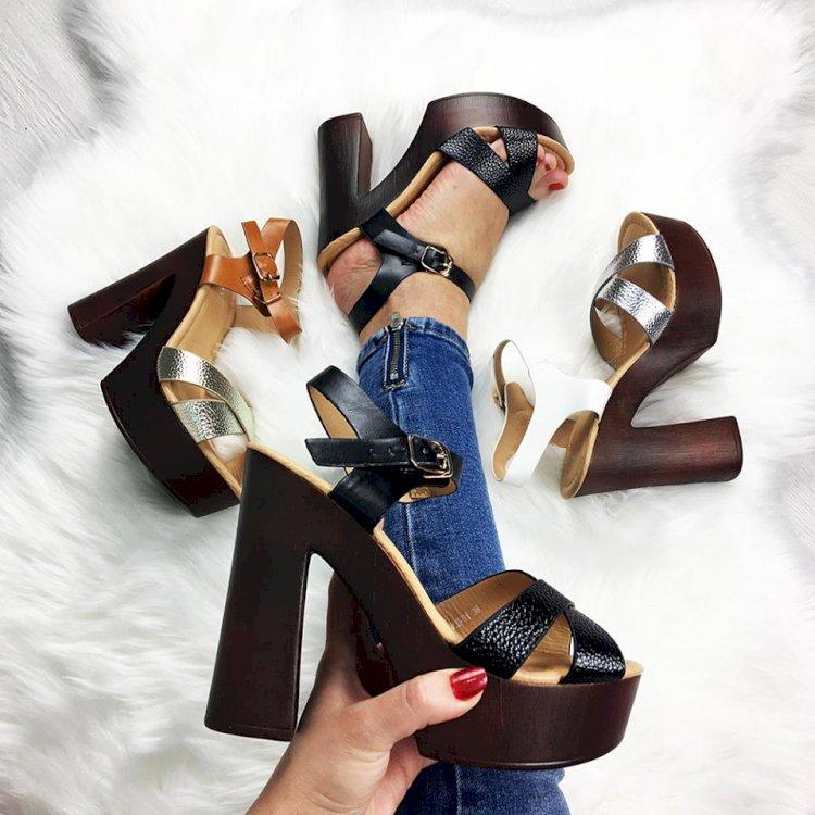 Cum sa porti sandalele cu toc fara durere