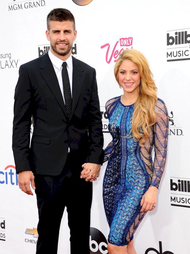 Shakira a spus adevărul despre relația dintre ea și fotbalistul Gerard Pique