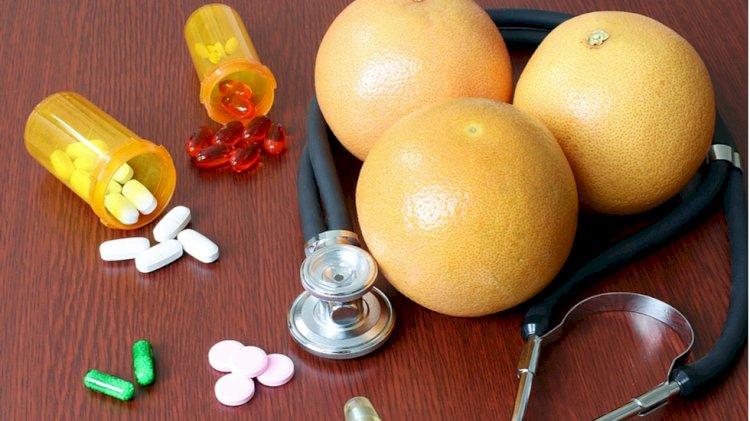 Atenție! Nu lua medicamente cu următoarele alimente!