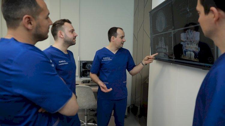 Implant fără tăieturi în mai puțin de o zi